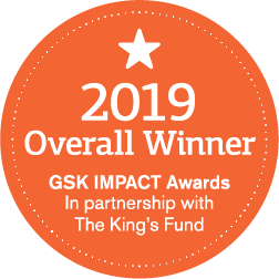 2019 Winner GSK IMPACT Awards