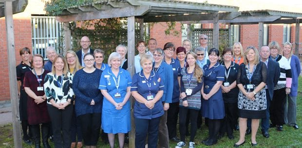 Ipswich Hospital has been recognised by Suffolk Family Carers, for its ongoing commitment to supporting the region's carers.
